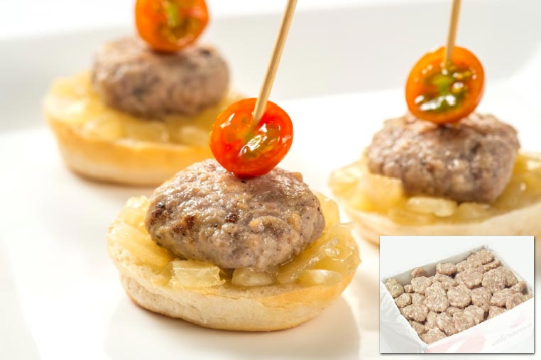 Ideas para mini hamburguesas